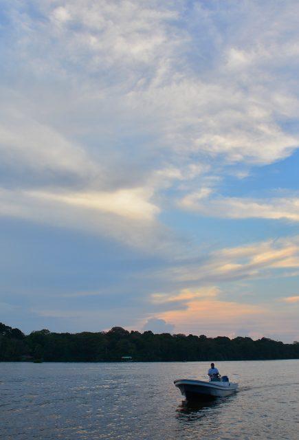 Tortuguero: ¡El paisaje ideal para vivir el amor!