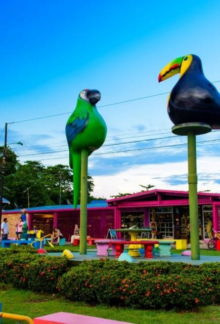 Tortuguero Village, a fairytale little town hidden in Costa Rica